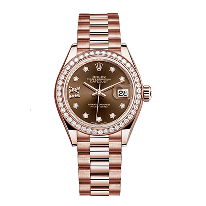 No.27 勞力士Rolex Lady-Datejust 28